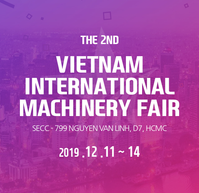 The 1st Vietnam International Machinery Fair