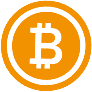 Bitcoin logo icon