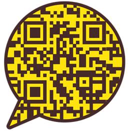 아래QR코드를 스캔하셔도 쉽게 친구추가가 가능합니다.